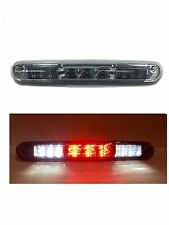 Chevy GMC Silverado Sierra 07-13 Rear 3rd LED Stop Brake Light Smoke Smoked