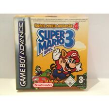 Super Mario Advance 4 (Super Mario Bros. 3) Nintendo Game Boy Advance GBA Pal