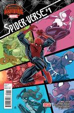 Spider- Verse #1 (NM)`15 Costa/ Araujo