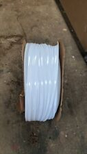 50' Ft White Vinyl Trim Insert Replacement Trailer Camper Rv Motor home Outdoor