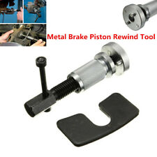Silver+Black Car Wheel Disc Brake Separator Calliper Pad Piston Rewind Hand Tool