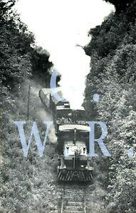 Baryt Diesellok Foto - Kleinbahn Bielstein-Waldbröl von 1966, Bellingrodt
