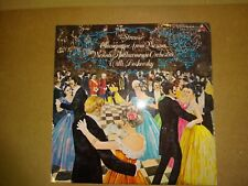 UK IMPORT LP: STRAUSS CHAMPAGNE FROM VIENNA PHILHARMONIC Boskovsky DECCA SDD 474