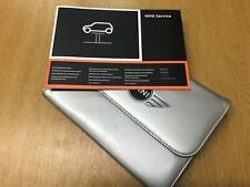 NEW MINI SERVICE BOOK UNUSED COUPE HATCH COUNTRYMAN CLUBVAN CLUBMAN PACEMAN