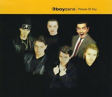 Boyzone ‎Maxi CD Picture Of You - Europe (EX+/EX+)