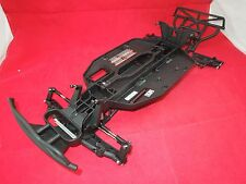 Traxxas Slash DAKAR ROBBY GORDON GORDINI black Chassis parts lot roller 2x4 1/10