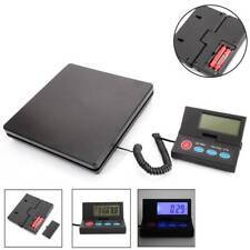 More details for 50kg/2g electric postal scale parcels weighing platform scales lcd display uk