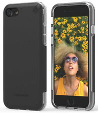 PureGear DualTek Pro Matte Black Case Cover for Apple iPhone 8 iPhone 7