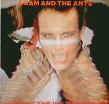 "ADAM AND THE ANTS "" KINGS OF THE WILD FRONTIER "" LP SIGILLATO CBS ITALY"