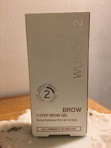 WUNDER2 1-STEP Brow Gel- Brunette