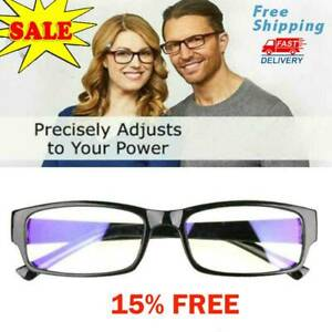 Fashions One Power Readers Auto Focus Reading Glasses Mens Womens On Sale-HOT