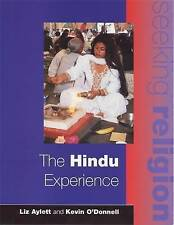 Seeking Religion: The Hindu Experience 2nd Edn, Good Condition Book, Aylett, Liz