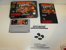 Donkey Kong Country Super Nintendo (SNES) Pal FAH