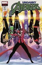 UNCANNY AVENGERS 6:  Softcover Panini Comics 2018