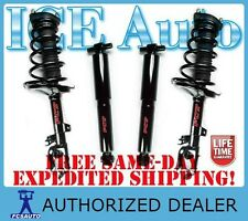 FCS Complete Loaded FRONT Struts Assembly & REAR Shocks for 2007-2010 GMC ACADIA