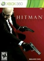 Hitman: Absolution (Microsoft Xbox 360, 2012)   New Sealed Video Game