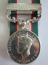 British India General Service Medal - N.W.F.1936-37 to Lac. J. Winchester R.A.F.