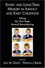 Short- and Long-Term Memory in Infancy and Early Childhood-ExLibrary