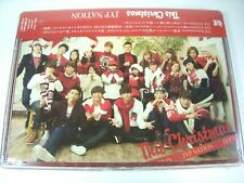 This Chrismas JYP NATION CD+DVD K-POP