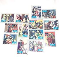 Batman 1966 Topps Trading Cards Lot Of 14 Loose Cards