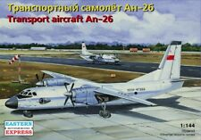 1/144 Eastern Express An-26 Transport Aircraft Model Kit 14482