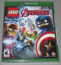 Lego Marvel Avengers for Xbox One Brand New! Factory Sealed!