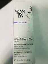 Yonka Pamplemousse Revitalizing Protecitve creme 1.72 oz  3218