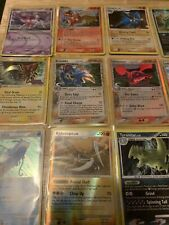 Pokemon Holo Vintage Card Lot - Heavily Played Condition (37 Cards)
