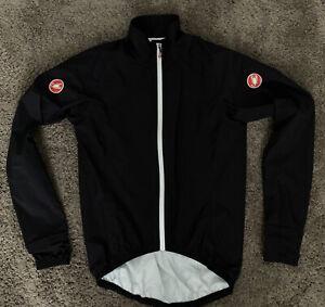 Castelli Mens Emergency Rain Jacket 2XL