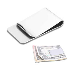 Stainless Steel Money Clip Hot Perfect High Quality Wallet Credit Card Holder