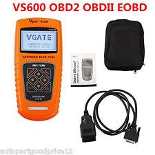 Vgate Scan VS600 OBD2 EOBD CAN BUS Car Fault Code Scanner Diagnostic Scan Tool