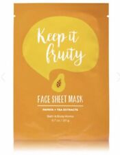 Bath & Body Works Face Sheet Mask Keep It Fruity