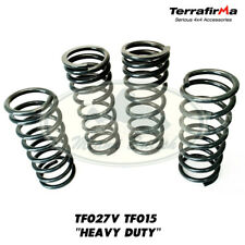 LAND ROVER SPRING COIL SET DEFENDER DISCOVERY I RANGE CLASSIC TF015 TF027V TF