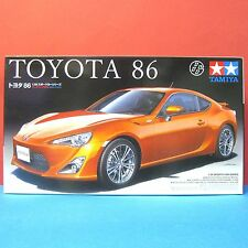 Tamiya 1/24 Toyota 86 Model Kit #24323