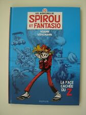 Yoann / Vehlmann: Spirou et Fantasio tome 52. a face cachée du Z. Ed. spéciale.