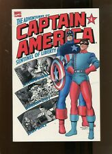 Captain America #4 (9.2) Angels Of Death! 1992