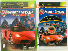 Project Gotham Racing 2 (PGR) > Xbox > Complet > PAL FR