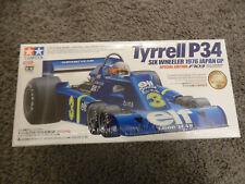 RC Tamiya F103 Tyrrell P34 Spezial Edition Six Wheeler in 1:10