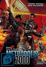 DVD - Metropolis 2000 - George Eastman & Fred Williamson