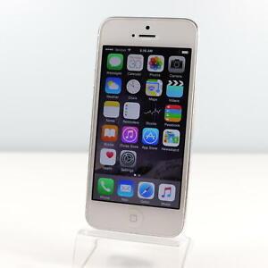 Apple iPhone 5 (Verizon) 16GB Smartphone 4G LTE CDMA - Ready To Go (A1429-60)