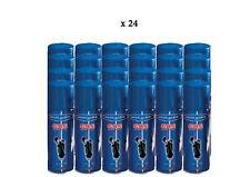 lot de 24 RECHARGE DE GAZ UNIVERSELLE  SILVER MATCH POUR BRIQUET 250 ML NEUF