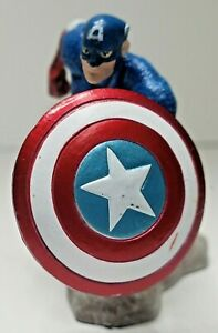 Marvel Avengers Captain America Cake Topper figure