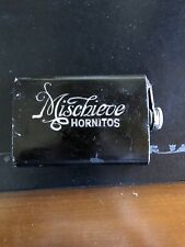 New listing Mischieve Hornitos 8 Oz 230Ml Liquor Tequila Alcohol Stainless Flask Screw Cap