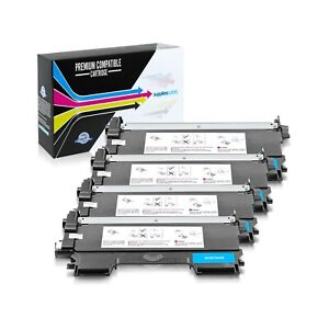 TN-450 / TN450 Compatible SO Toner Cartridge for Brother DCP-7060 (Black,4 Pack)