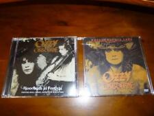 Ozzy Osbourne / Bloodbath In Festival - Live JAPAN 1989 ORG 2CD+DVDR NEW!!!!! *S