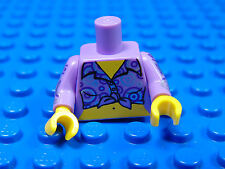 LEGO-MINIFIGURES SERIES [13] X 1 TORSO  FOR THE DISCO DIVA FROM SERIES 13 PARTS