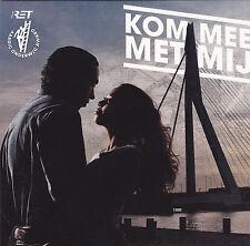 Div Artiesten-Kom Mee Met Mij stadslied voor Rotterdam cd single