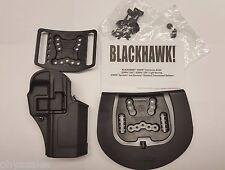 Blackhawk Serpa CQC Concealment Right Hand Holster - Ruger P95 - 410512BK-R