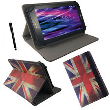 10.1 zoll Motiv Tablet Tasche Hülle Case Etui - Fusion5 104 GPS - England Flagge