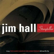 Jim Hall - Storyteller [New CD]